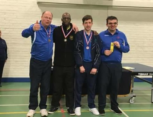 Dan wins another medal