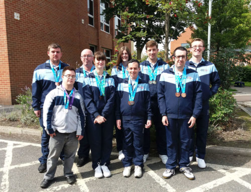 Medal Success at National Summer Games